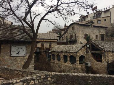 Hotel-Restaurant Kriva Ćuprija and The Black Dog pub