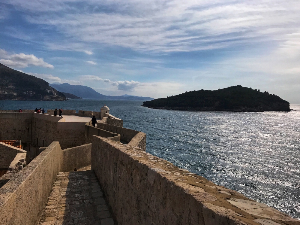 Walking the Wall - Dubrovnik