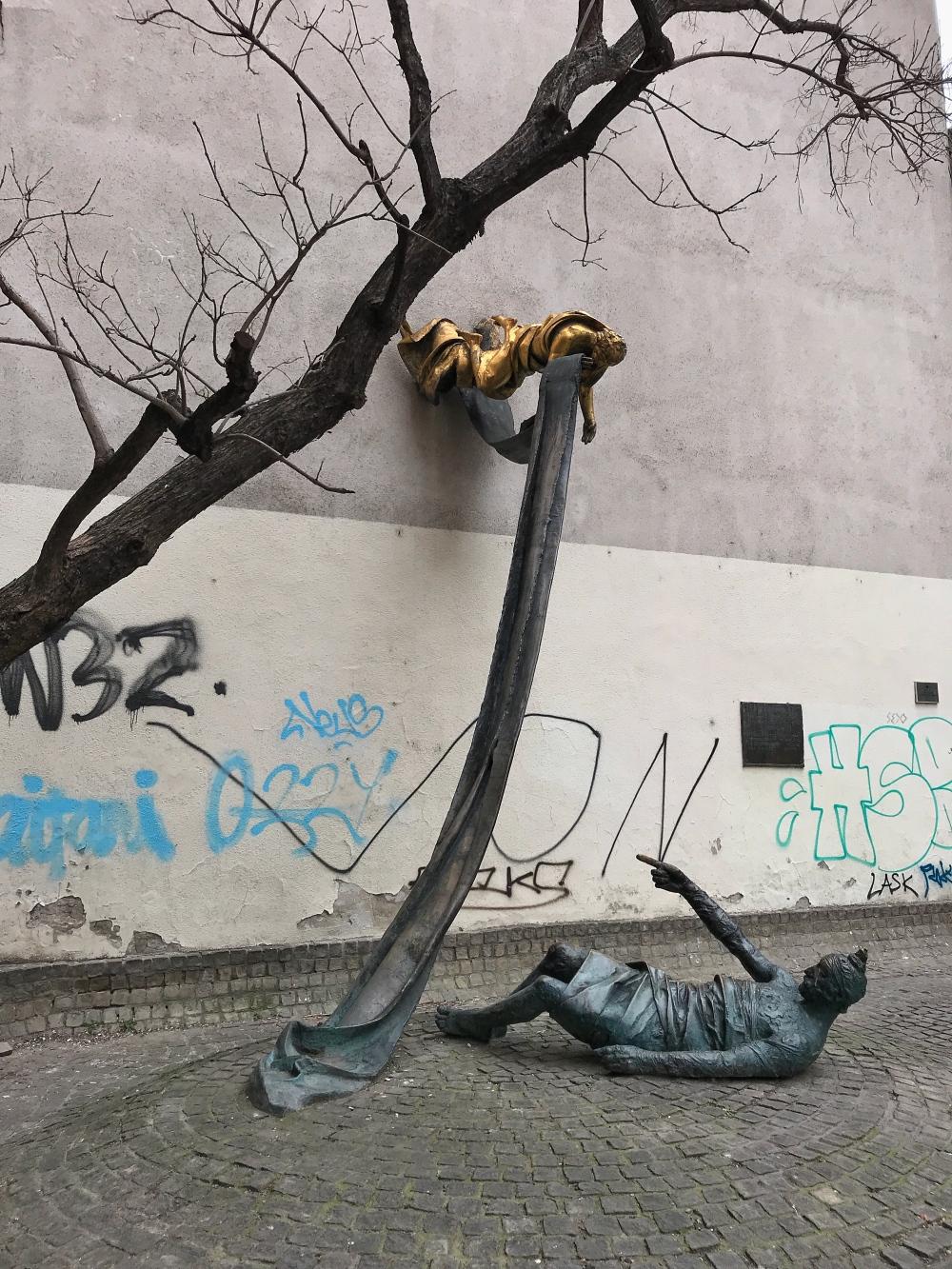 Carl Lutz Memorial Budapest