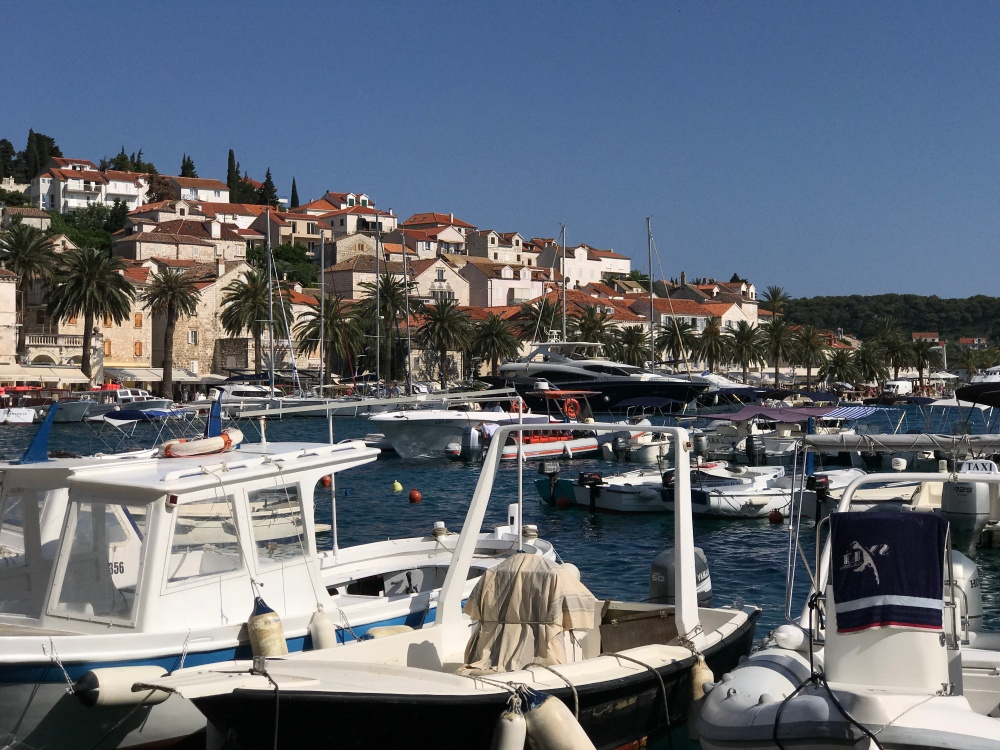 Hvar City, Croatia