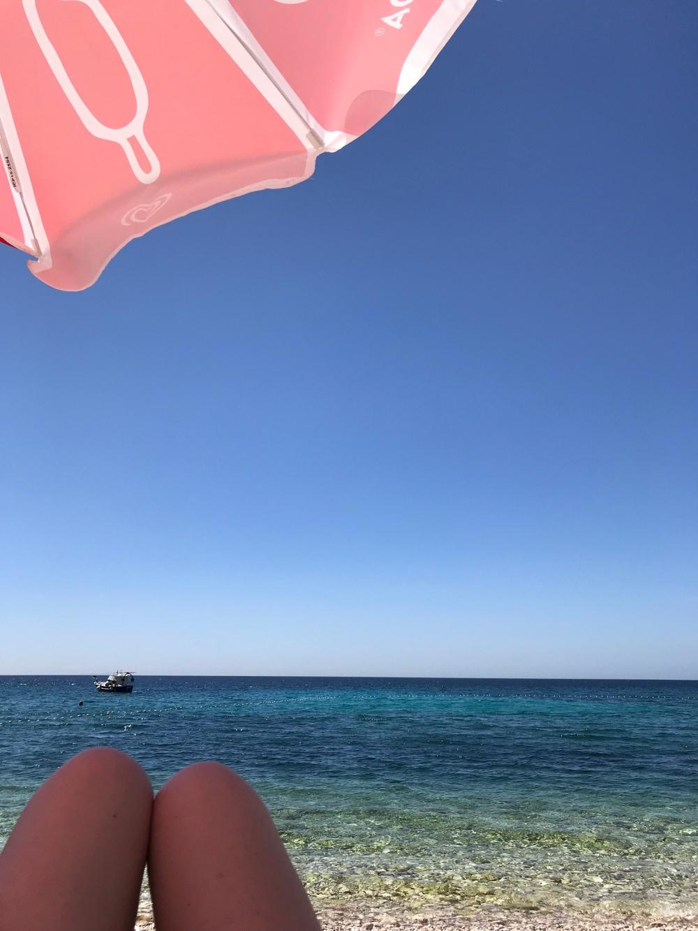 Mlina Beach, Hvar, Croatia