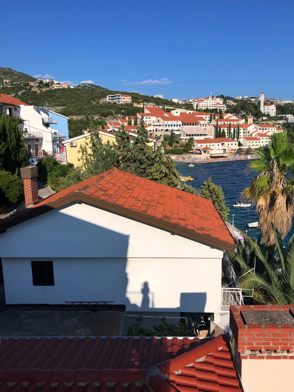 Sunrise in Neum, Bosnia and Herzegovina