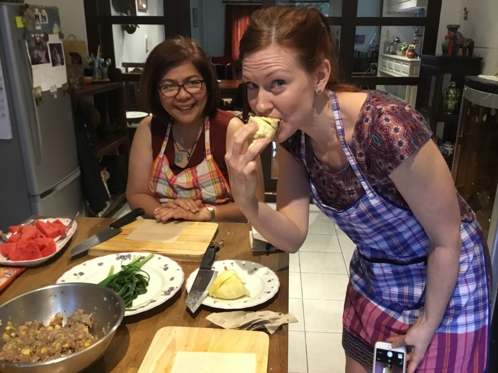 Thai Home Cooking with Angsana