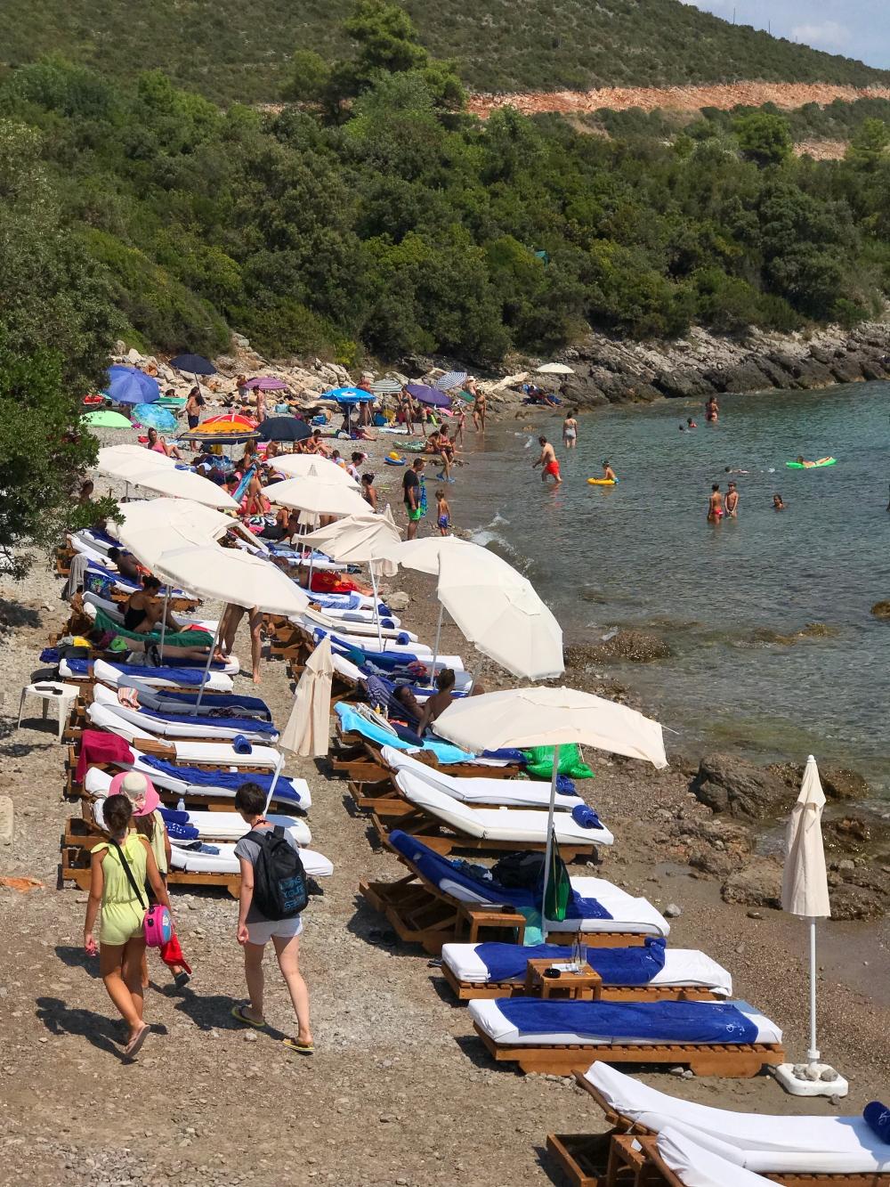 Almara Beach, Montenegro