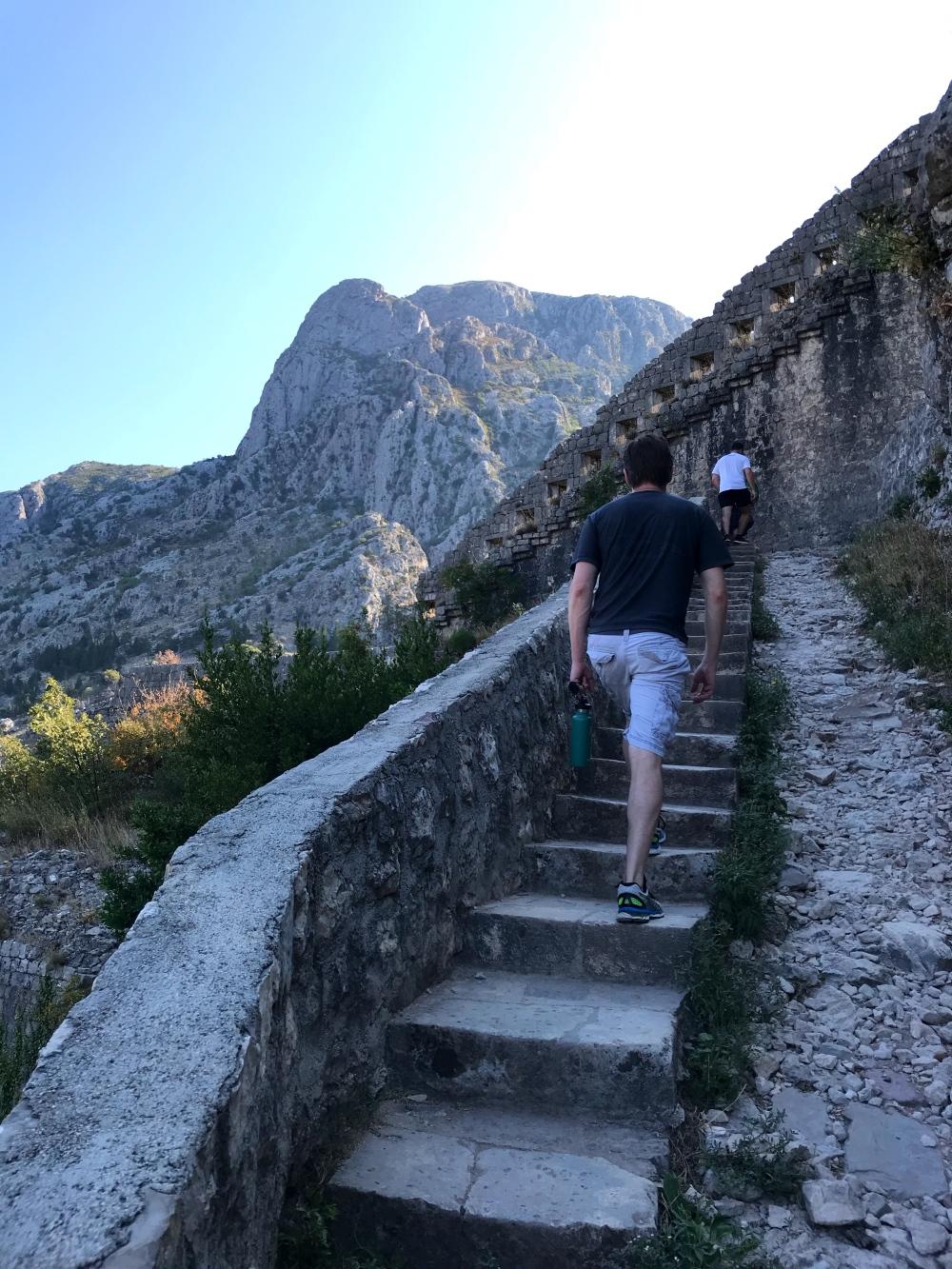 Kotor Fortress, Montenegro