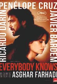Everybody Knows Movie 2018