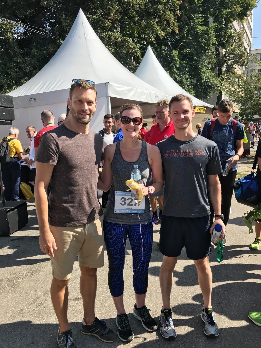 Half Marathon, Sarajevo, Bosnia and Herzegovina