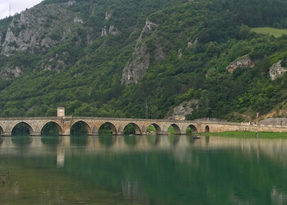 Bridge on the Drina, Visegrad, Bosnia and Herzegovina