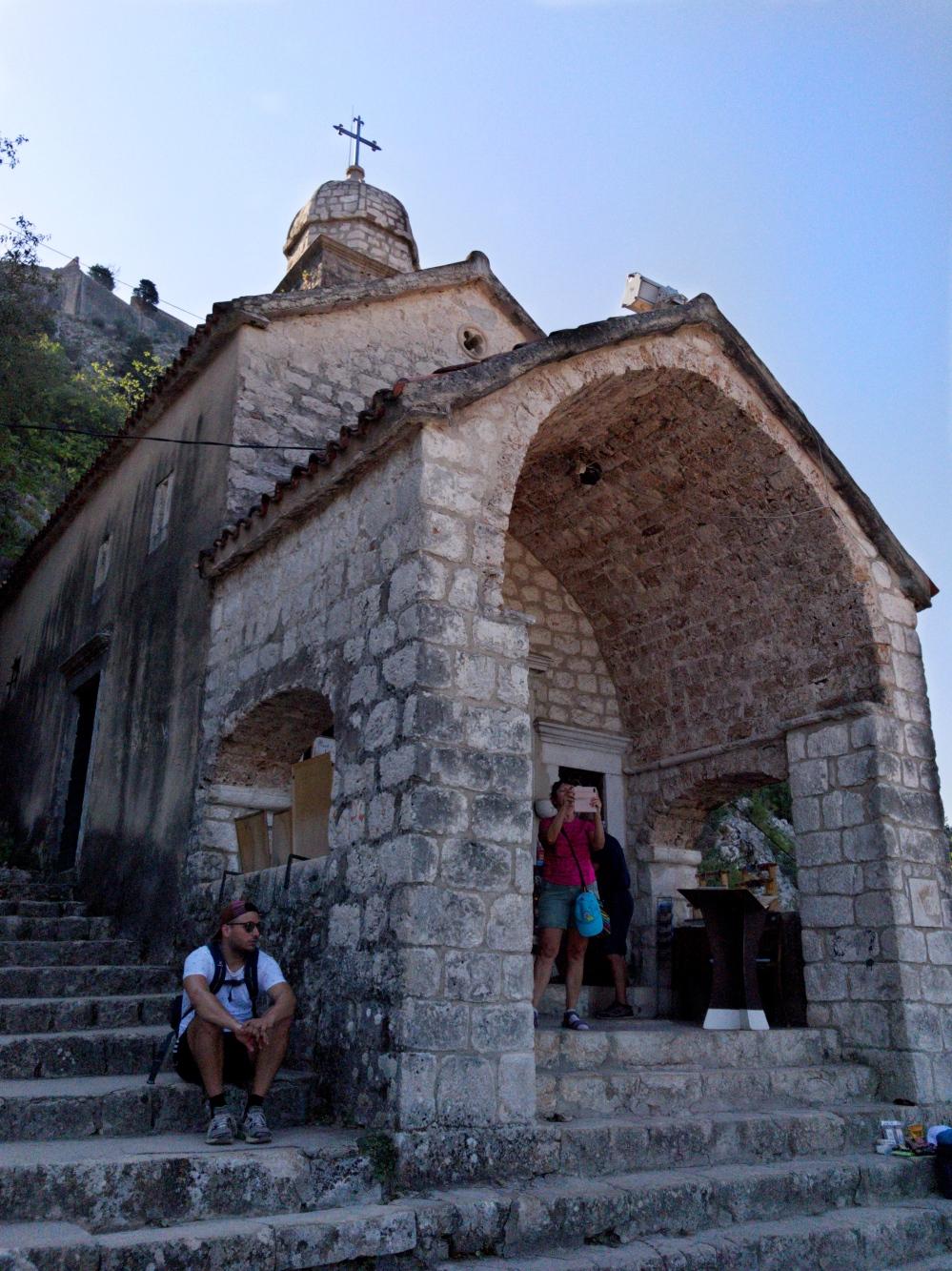 Fortress Walls, Kotor, Montenegro