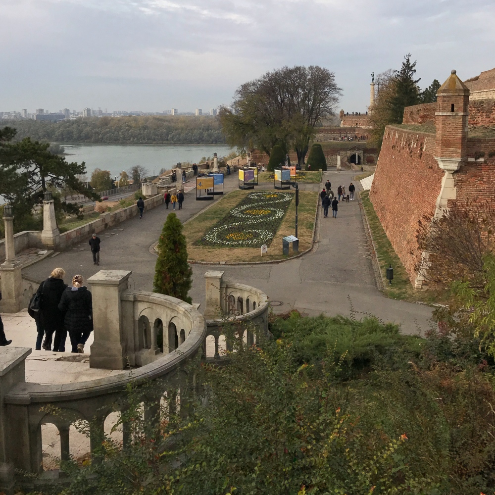 Belgrade Fortress, Belgrade, Serbia