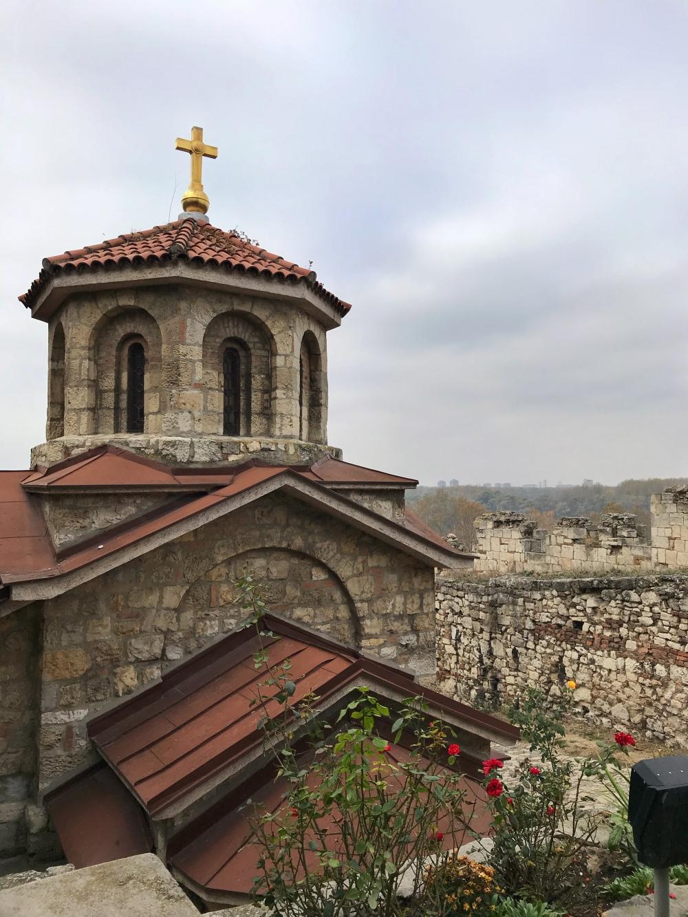 St Petka Chapel, Belgrade Fortress, Serbia